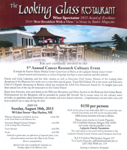 Cancer Research Fundraiser