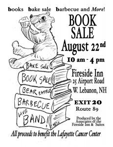 Book Sale Fund Raising Event