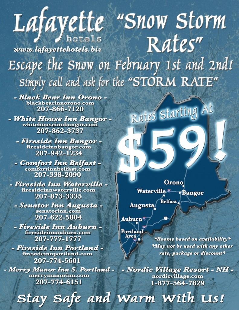 Lafayette Storm Rates