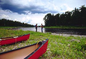 AllagashCanoe Happiness, Hiking and more
