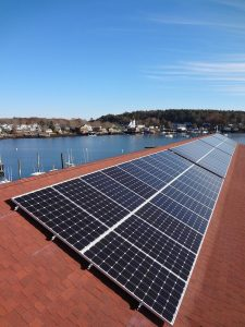 Tugboat Inn Solar Array