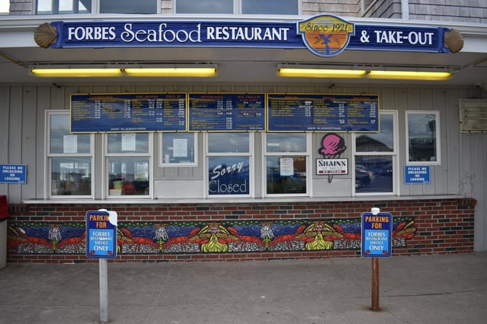 forbes seafood restaurant